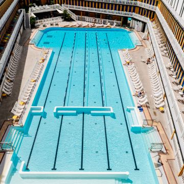 ACCESS TO THE POOLS