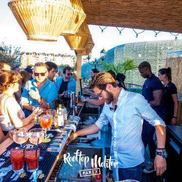 RoofTop Molitor Closing Party