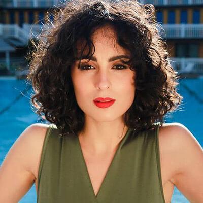 Photographie de Barbara Pravi